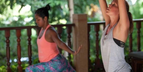 Phuket Cleanse Yoga Women