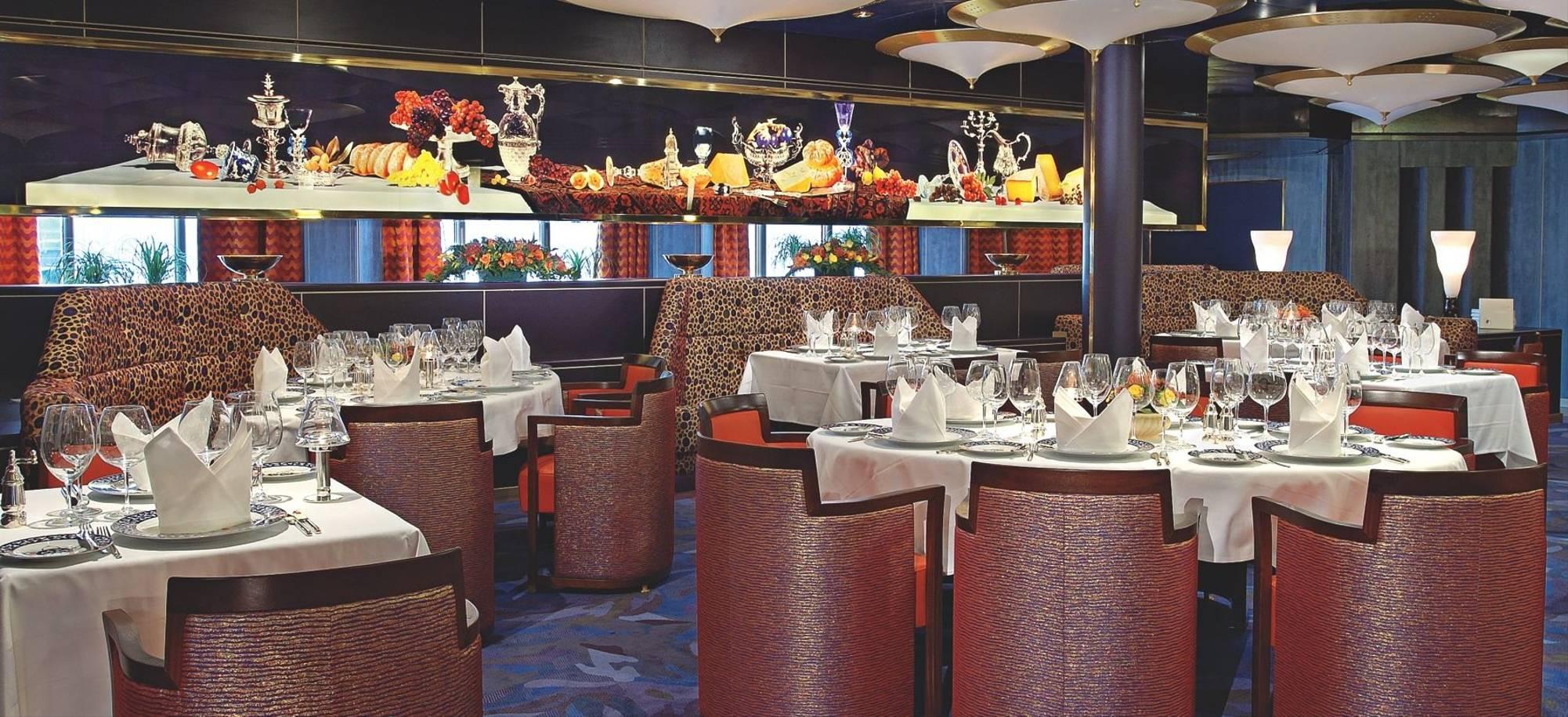 At Sea, Pinnacle Grill   Itinerary Desktop