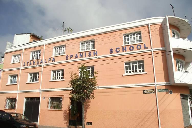 Atahualpa Spanish School - Ecuador