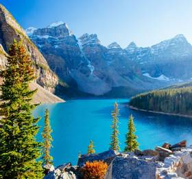 Banff - Hotel Stay and Tour