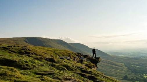 4-Night Brecon Beacons Guided Walking Holiday
