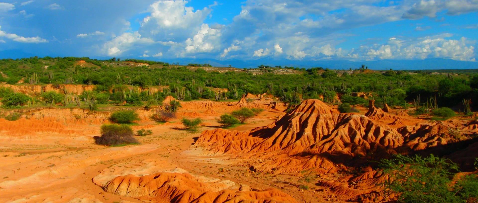 Desert Tatacoa Colombia
