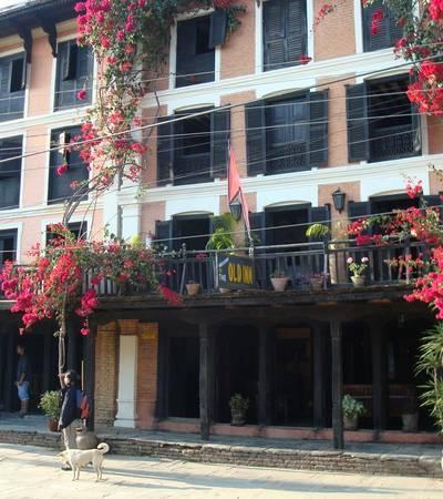 Old Inn in Bandipur
