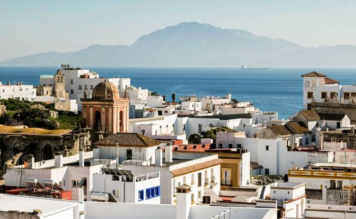 Tarifa, Spain Shutterstock 554028832