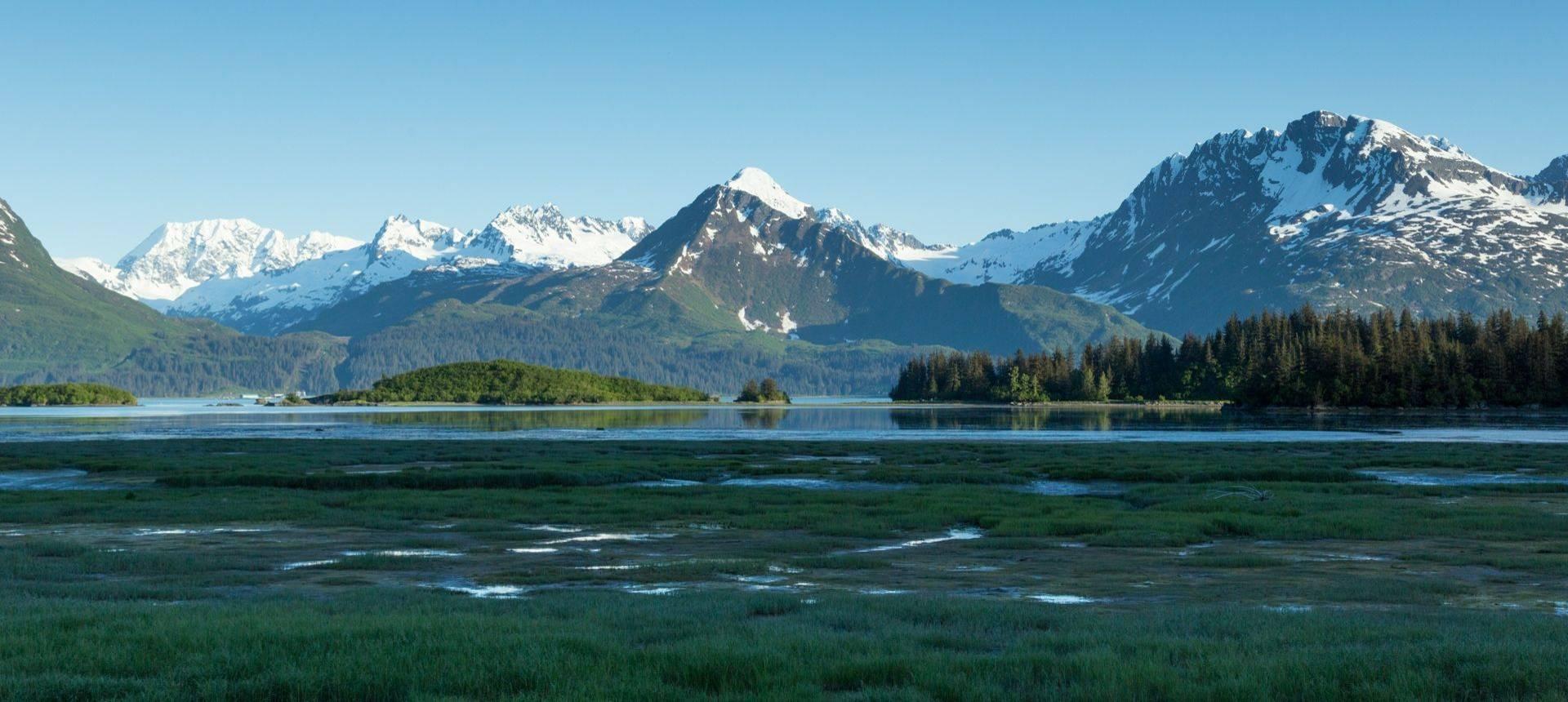 Prince William Sound Alaska Shutterstock 240169987