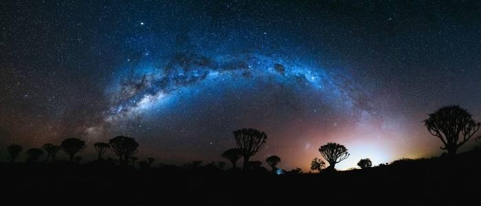 Night sky, Namibia