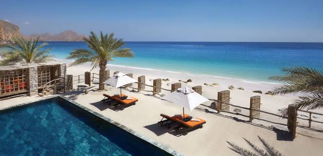 Sleep and Destress at Six Senses Zighy Bay