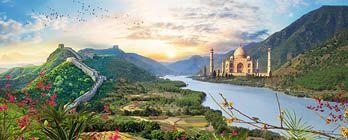 Taj Mahal, Terracotta Army & Japan Experience