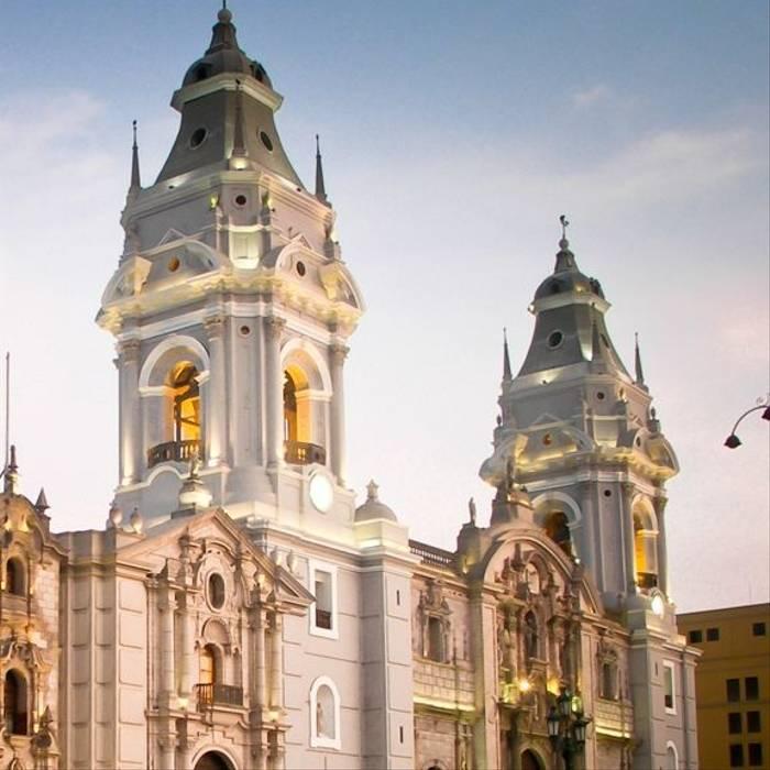 13 Day   Lima, Peru   Plaza De Armas   Itinerary Desktop