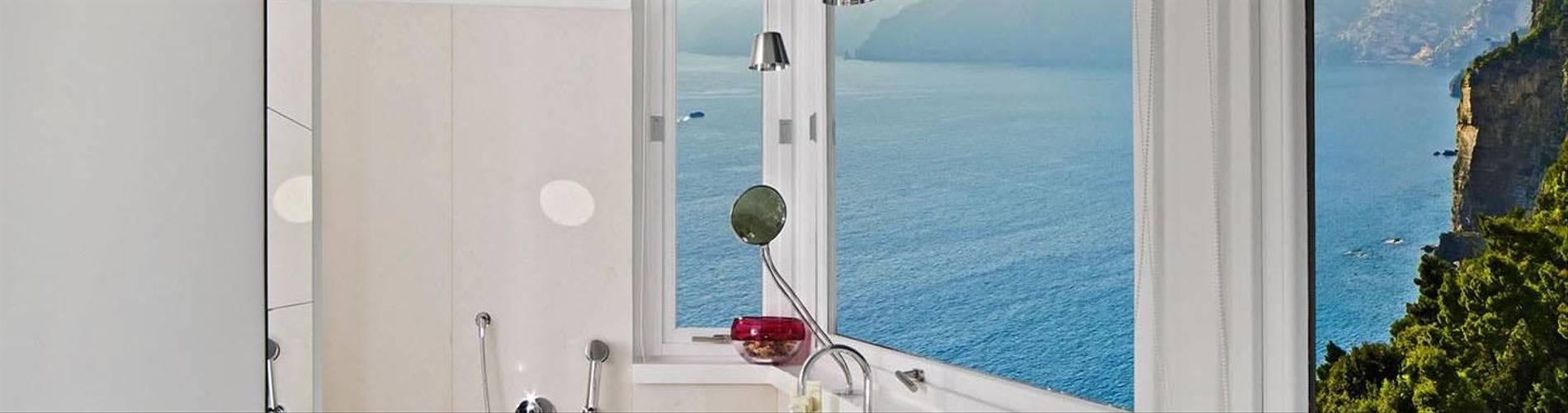 Casa Angelina, Amalfi Coast, Italy, Canopy Room.jpg