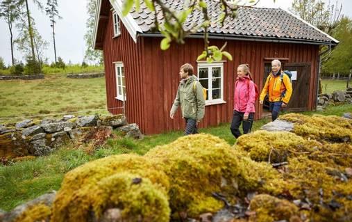 Sweden's Gotaleden Guided Trail