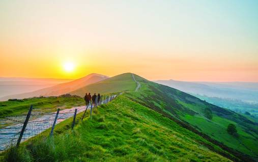 7-Night Peak District  Gentle Guided Walking Holiday