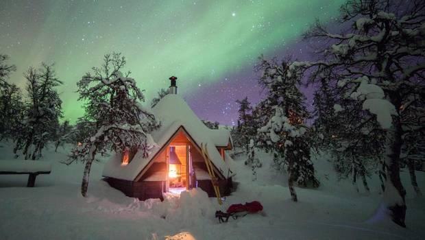 Harriniva - Winter Adventure