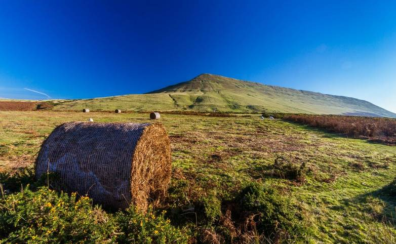 Hay Bluff, Penybegwn, landmark in Wales
