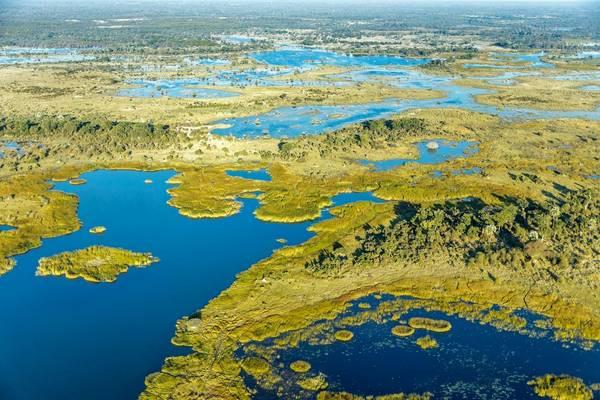 Okavango Delta Botswana Shutterstock 214660147