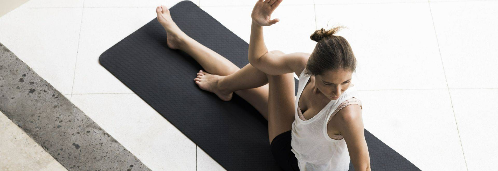 Revivo Fitness Stretching