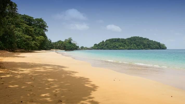 Praia Coco, Principe Island Shutterstock 656929276