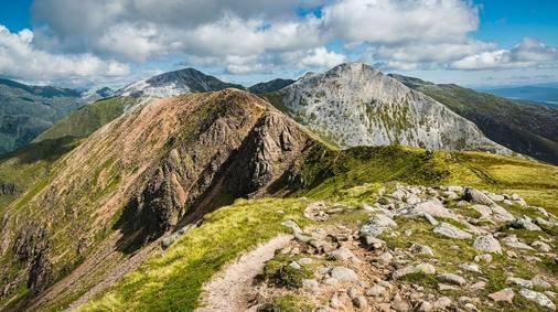 Scottish Highlands Munro Bagging Holiday I