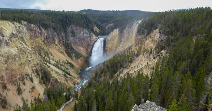 Grand Canyon of Yellowstone (Peter Dunn)
