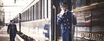 No-Fly Mediterranean Voyage and Venice Simplon-Orient-Express