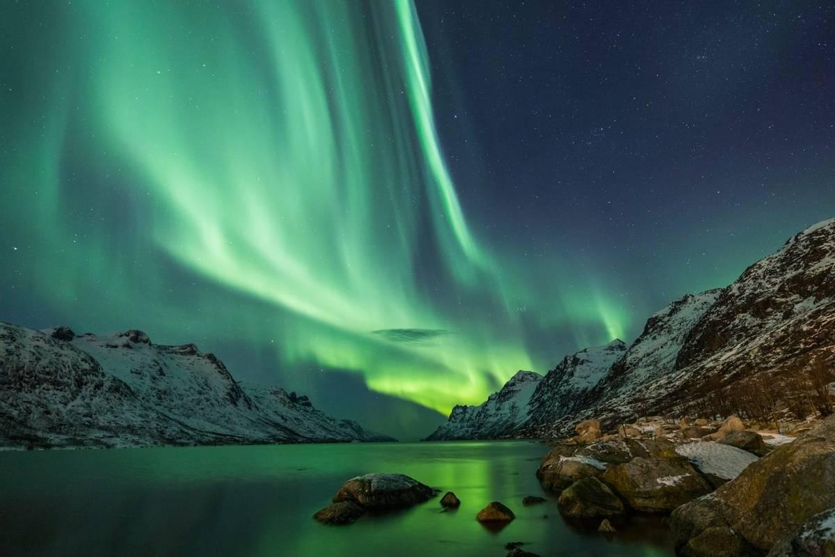 Northern Lights Shutterstock 262234709
