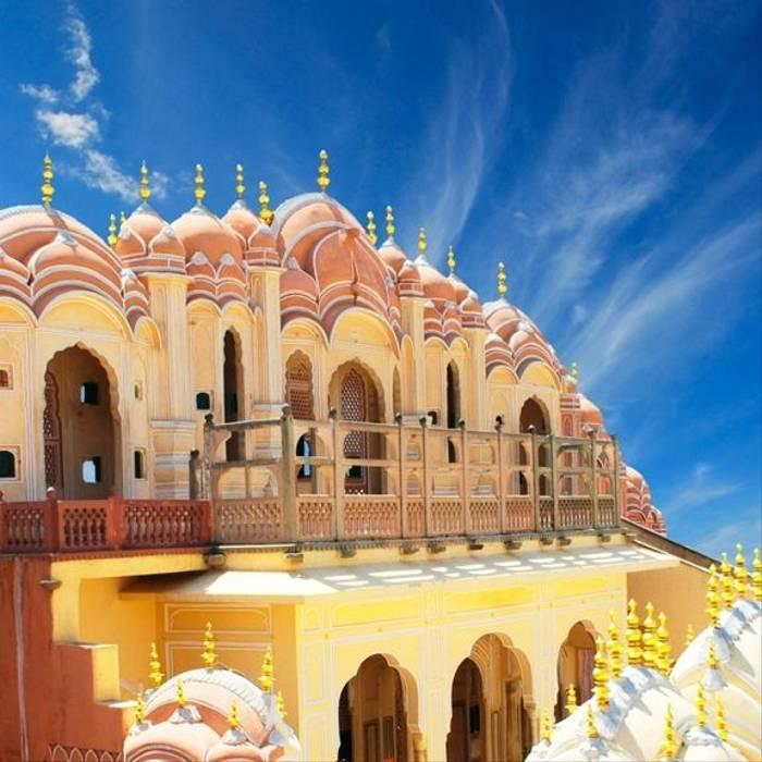 5 Day - Tour Day 5 - Jaipur,  Hawa Mahal (Palace of Winds) - Itinerary Desktop.jpg