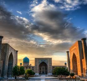 Yangikishlak - Samarkand