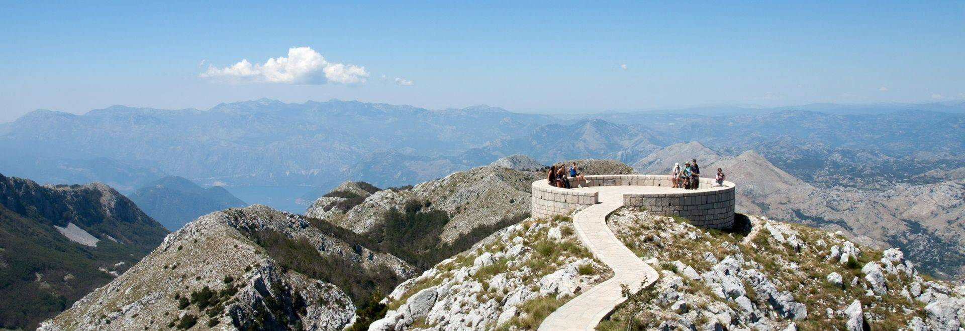 Shutterstock 201996565 The View Point Of Lovchen In Montenegro