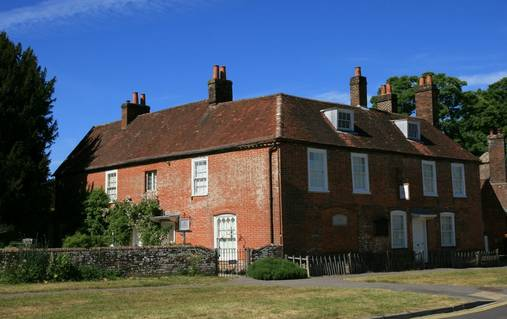 Jane Austen - Life and Times on the South Downs