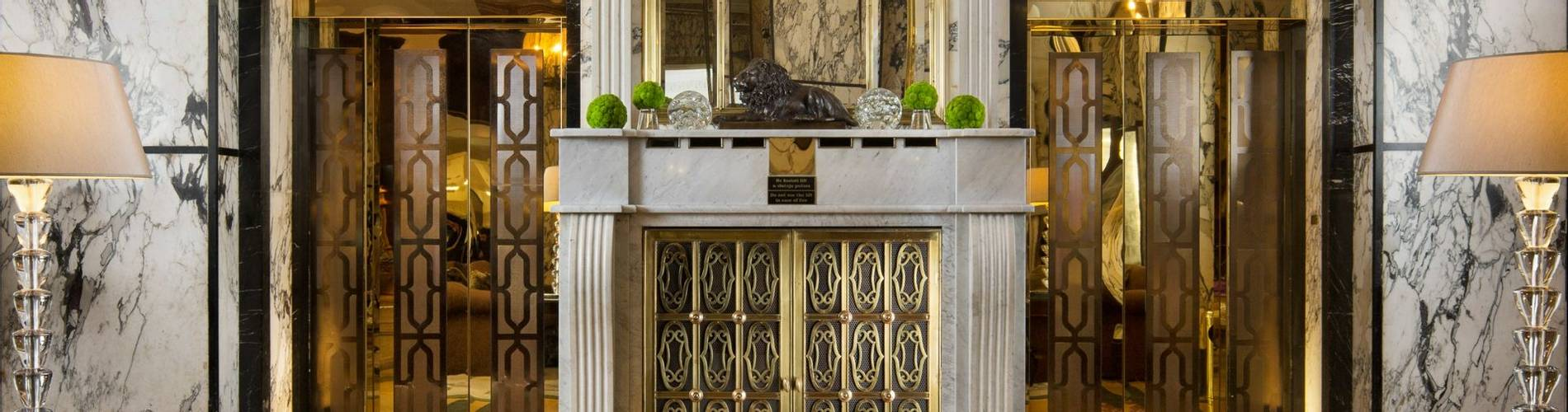 Esplanade Zagreb Hotel - Elevators.jpg