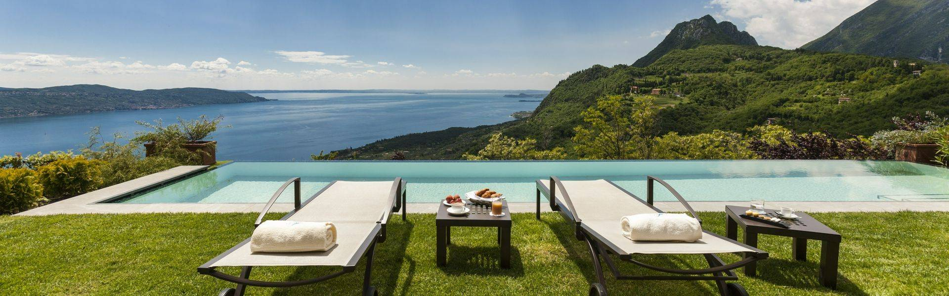 Italy; Lago di Garda; Lefay Resort and Spa; Via Feltrinelli 118; 25084 Gargnano. www.lefayresorts.com; Royal Spa Suite, priv…