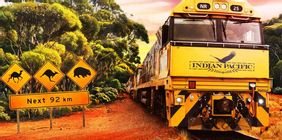 2021 Indian Pacific & Perth Discovery