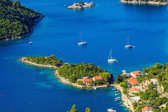 One Week Sailing Croatia