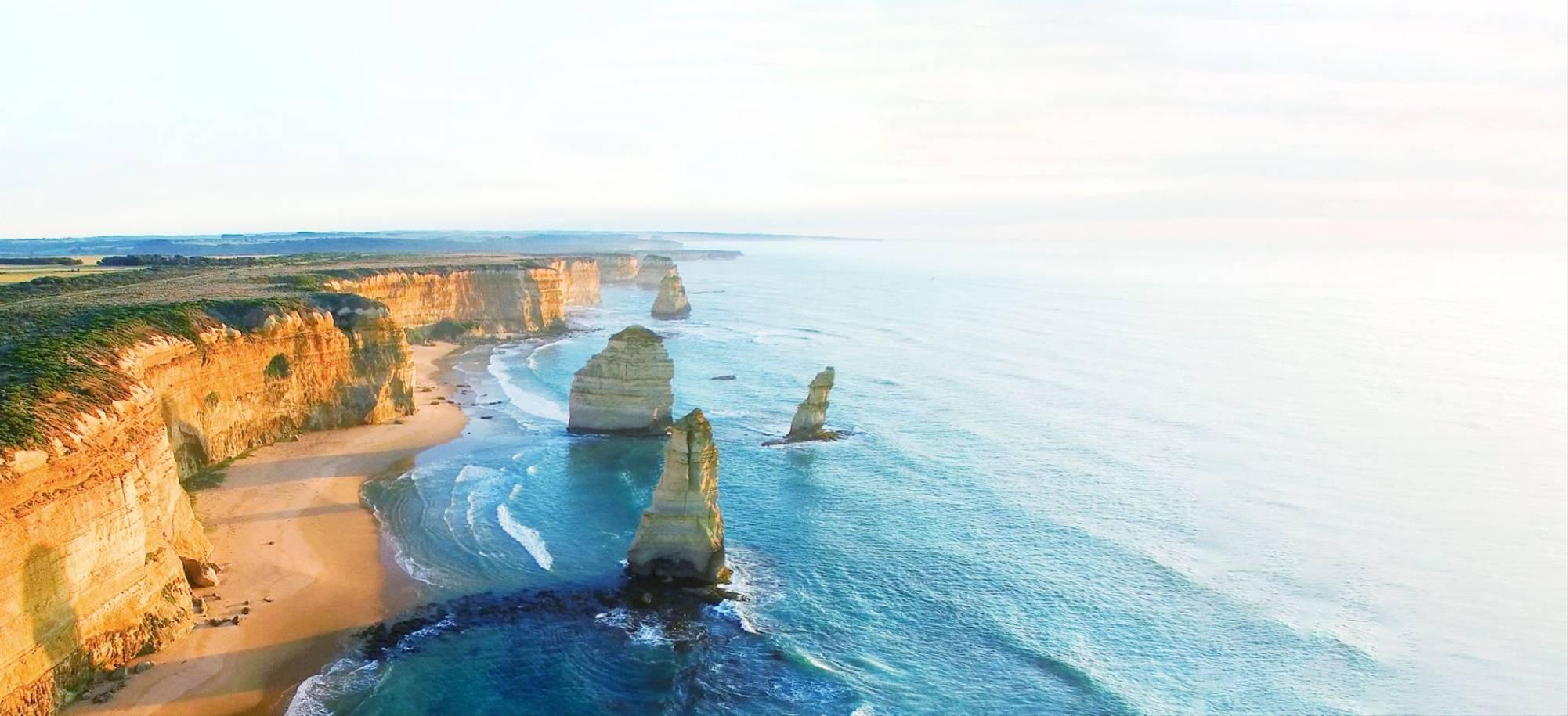 Melbourne   12 Apostles   Itinerary Desktop