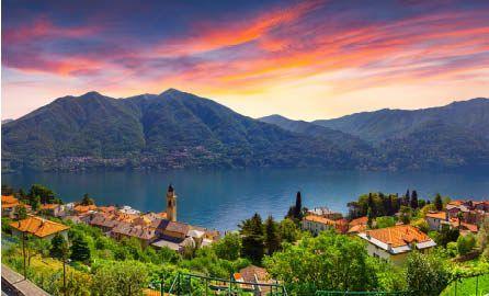 Day 5   Italy   Lake Como  1