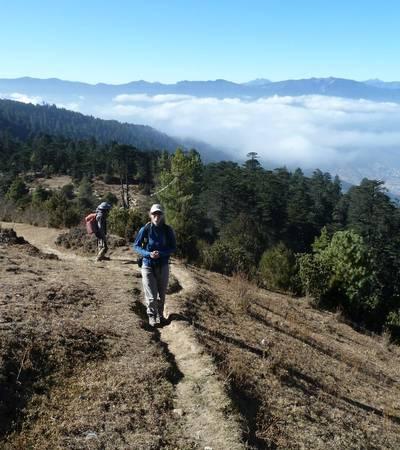 Near Jili Dzong