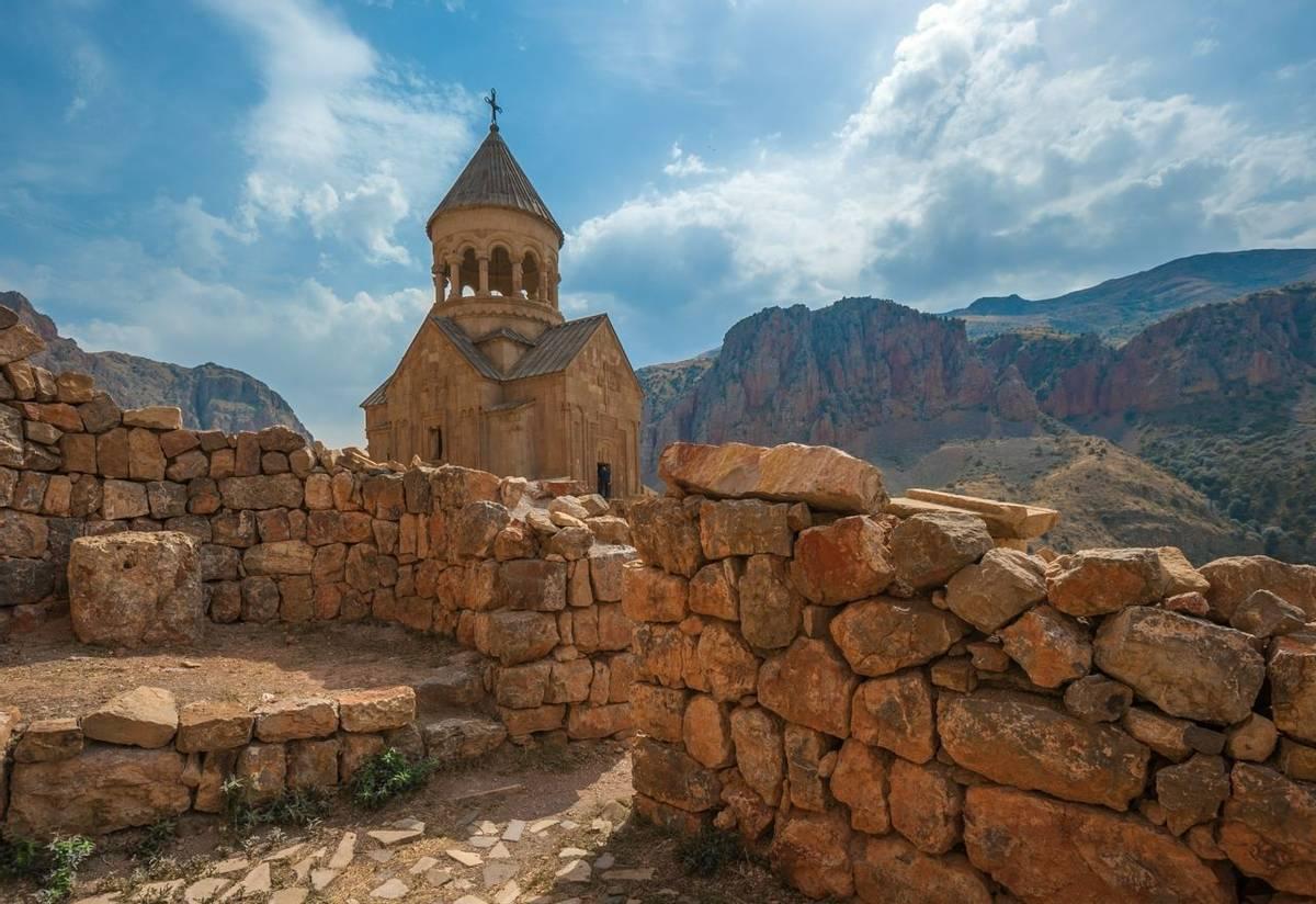 Noravank, Armenia Shutterstock 465933329