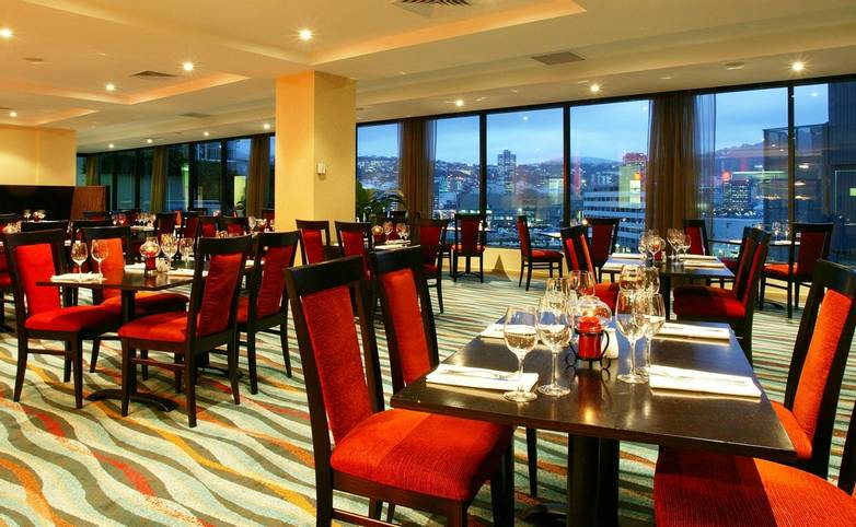 Australasia - New Zealand - Copthorne Oriental Bay One80 Restaurant.jpg