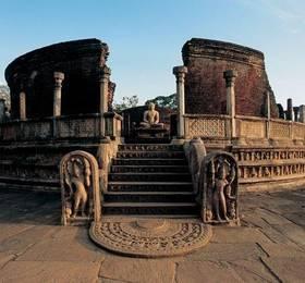 Visit to Polonnaruwa