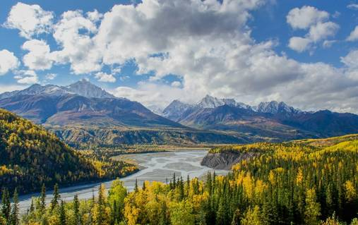 Alaska Guided Walking Holiday