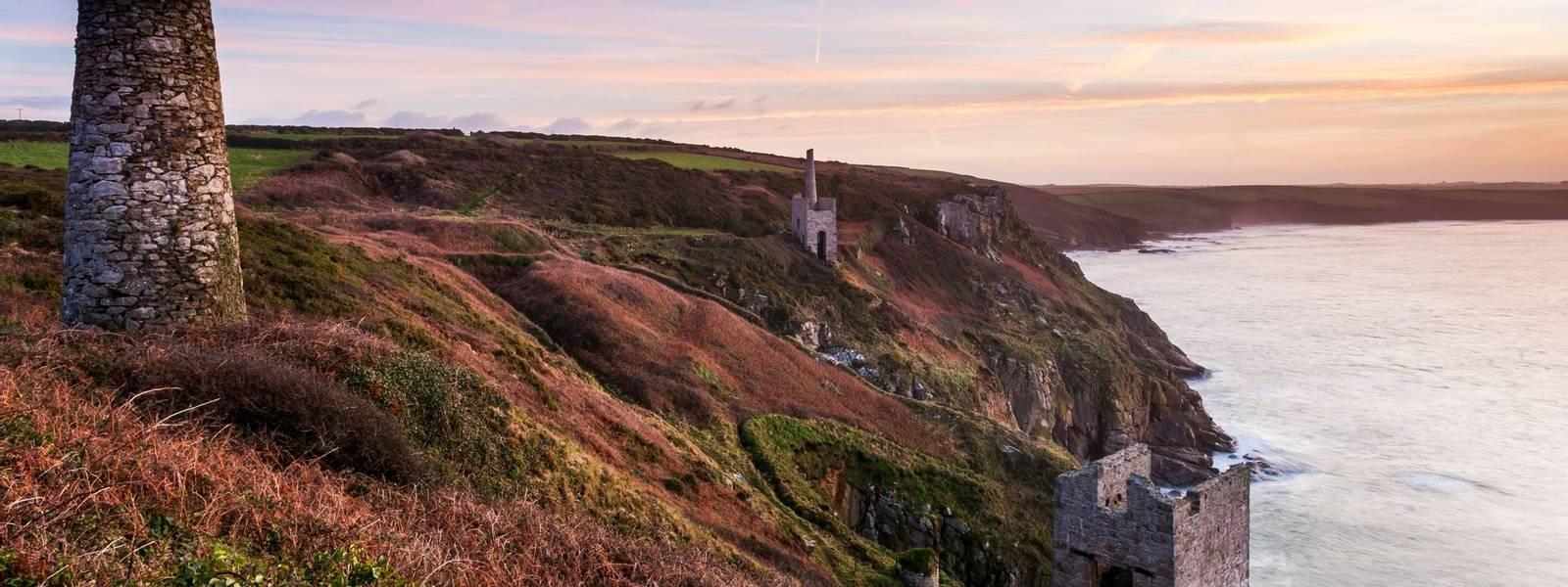 Trewavas Head Cornwall