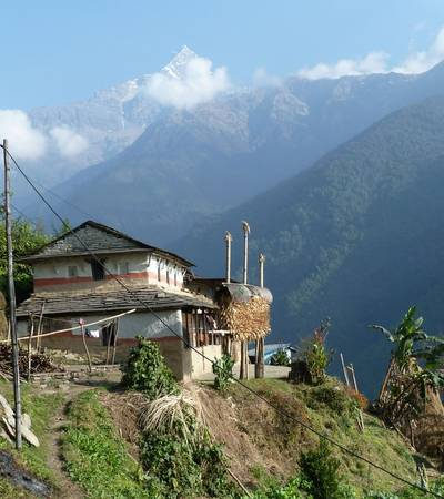 Siding village