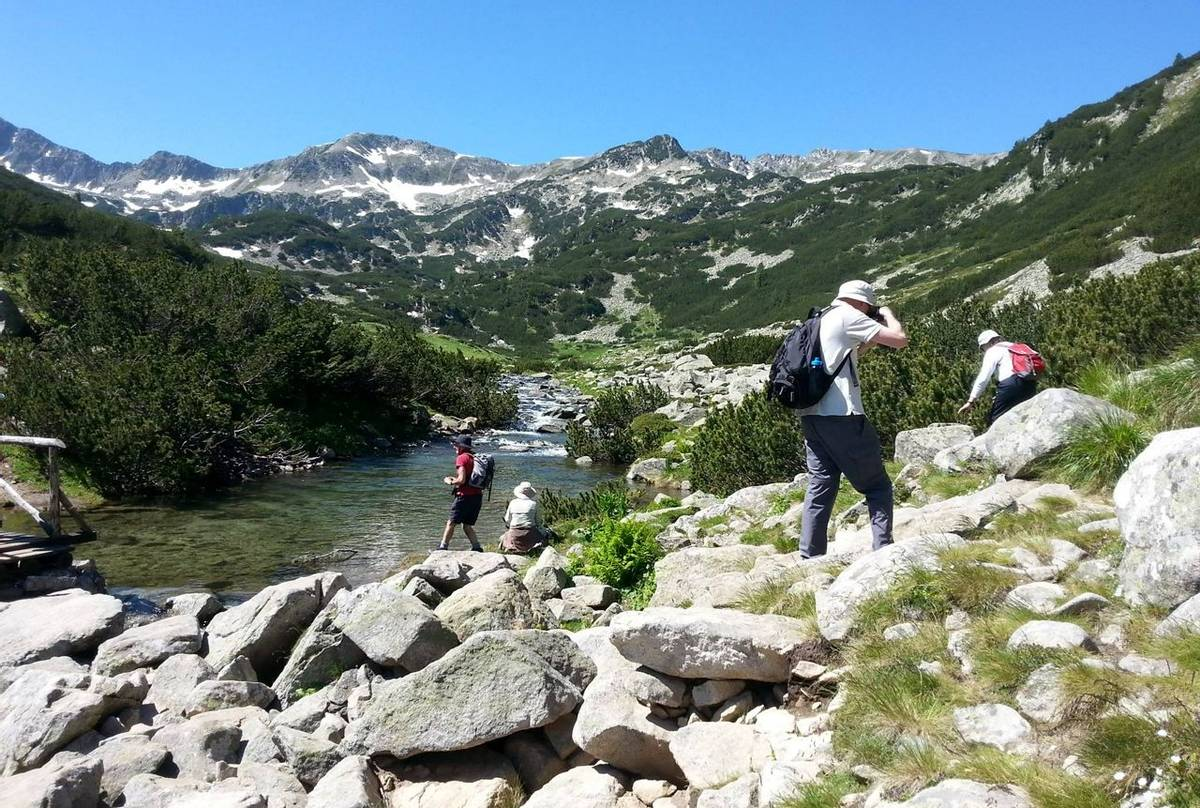 Pirin Mountain National Park (Andrew Cleave)