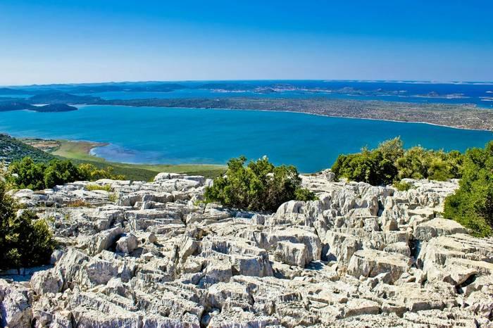 Croatia   Lake Vrana And Coast Shutterstock 144117307