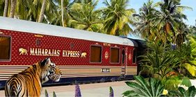 Luxury Maharajas' Express & Mauritian Escape