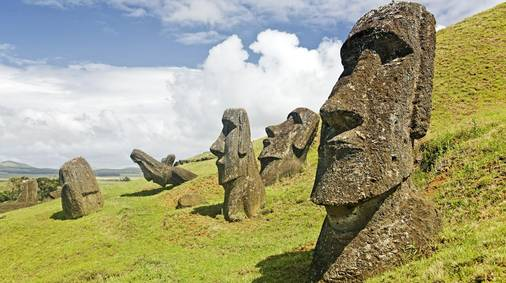 Chile & Easter Island Guided Walking Holiday
