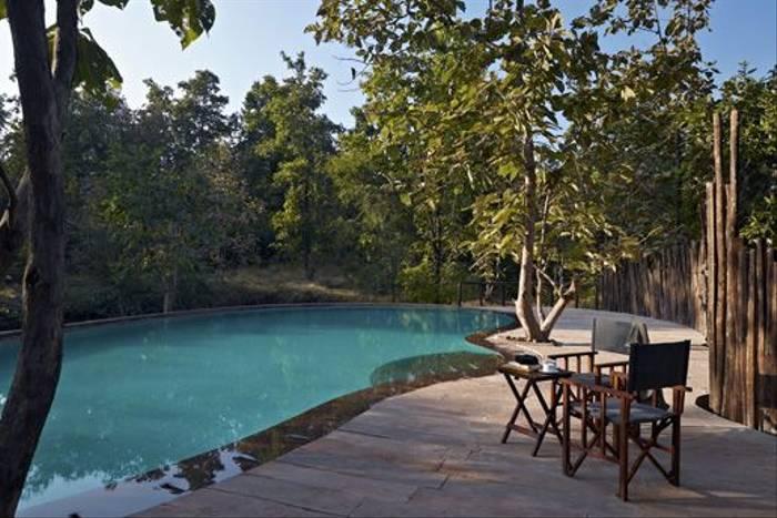 Reni Pani swimming pool, Satpura