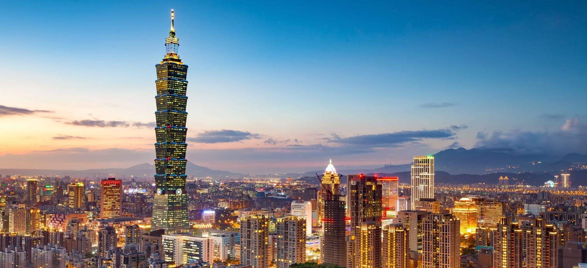 12 Day Keelung (Taipei), Taiwan   Itinerary Desktop