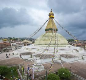 Bhaktapur tour and Bodhnath Stupa visit