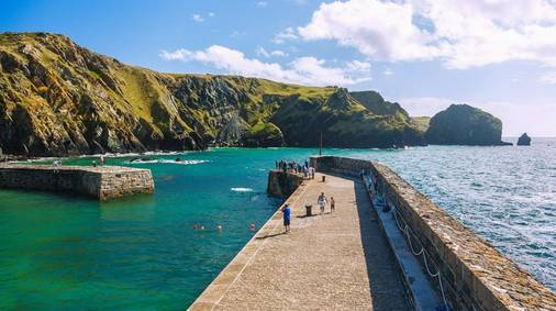 7-Night Cornwall Gentle Guided Walking Holiday